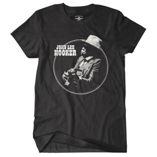 John Lee Hooker Circle T-Shirt / Classic Heavy Cotton<img class='new_mark_img2' src='https://img.shop-pro.jp/img/new/icons8.gif' style='border:none;display:inline;margin:0px;padding:0px;width:auto;' />