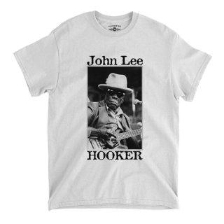 John Lee Hooker Santa Cruz T-Shirt / Classic Heavy Cotton