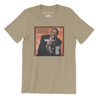 Carey Bell Good Luck Man T-Shirt / Classic Heavy Cotton<img class='new_mark_img2' src='https://img.shop-pro.jp/img/new/icons8.gif' style='border:none;display:inline;margin:0px;padding:0px;width:auto;' />