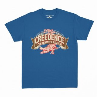 Creedence Clearwater Revival Gator T-Shirt / Classic Heavy Cotton