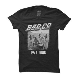Vintage Bad Company 1974 Tour T-Shirt / Classic Heavy Cotton