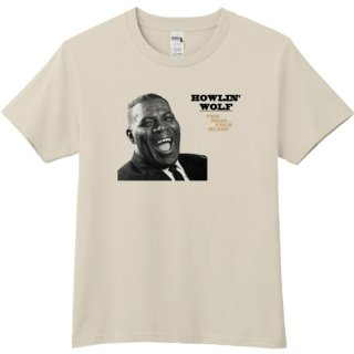 Howlin' Wolf 『The Real Folk Blues』 Jacket T Shirts<img class='new_mark_img2' src='https://img.shop-pro.jp/img/new/icons6.gif' style='border:none;display:inline;margin:0px;padding:0px;width:auto;' />