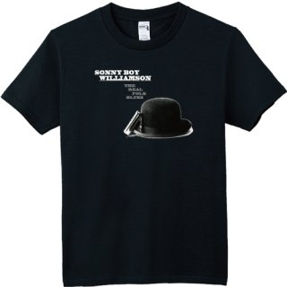 Sonny Boy Williamson � 『The Real Folk Blues』 Jacket T Shirts<img class='new_mark_img2' src='https://img.shop-pro.jp/img/new/icons6.gif' style='border:none;display:inline;margin:0px;padding:0px;width:auto;' />