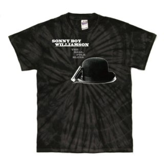 Sonny Boy Williamson � 『The Real Folk Blues』 Jacket T Shirts - Tie-Dye Spider Black<img class='new_mark_img2' src='https://img.shop-pro.jp/img/new/icons6.gif' style='border:none;display:inline;margin:0px;padding:0px;width:auto;' />