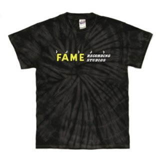 Fame Studio logo T Shirts - Tie-Dye Spider Black<img class='new_mark_img2' src='https://img.shop-pro.jp/img/new/icons15.gif' style='border:none;display:inline;margin:0px;padding:0px;width:auto;' />