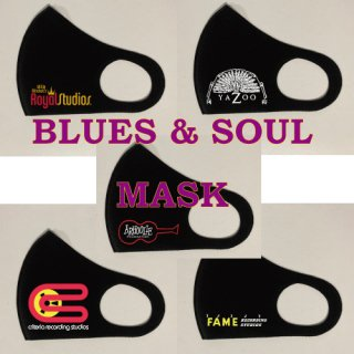 Blues & Soul Mask 5set<img class='new_mark_img2' src='https://img.shop-pro.jp/img/new/icons7.gif' style='border:none;display:inline;margin:0px;padding:0px;width:auto;' />