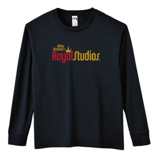 Royal Studio logo Long T Shirts (4 colors)<img class='new_mark_img2' src='https://img.shop-pro.jp/img/new/icons9.gif' style='border:none;display:inline;margin:0px;padding:0px;width:auto;' />