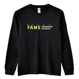 Fame Studio logo Long T Shirts (4 colors)<img class='new_mark_img2' src='https://img.shop-pro.jp/img/new/icons9.gif' style='border:none;display:inline;margin:0px;padding:0px;width:auto;' />