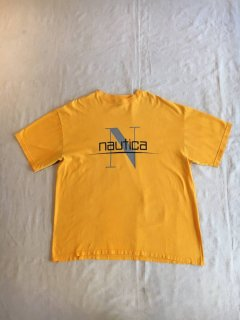 <img class='new_mark_img1' src='https://img.shop-pro.jp/img/new/icons50.gif' style='border:none;display:inline;margin:0px;padding:0px;width:auto;' />90s Nautica Logo T-Shirt