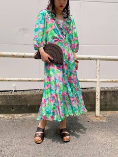 Vintage 80s Susan Freis Dress