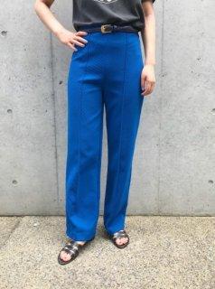 Vintage Color Pants Blue