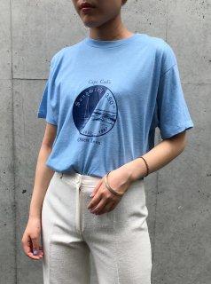 Vintage 80s Blue T-Shirt