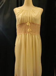 Vintage 60s Lingerie Dress