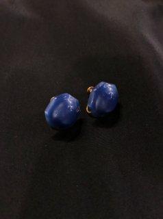 Vintage Navy Earring