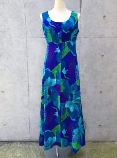 Vintage 60s Beach Dress