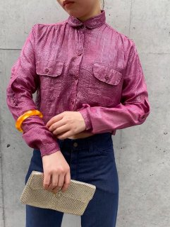 Vintage 70s Indian Cotton Shirt