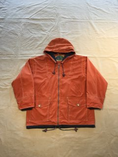 80s Hooded Nylon JKT
