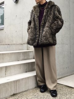 <img class='new_mark_img1' src='https://img.shop-pro.jp/img/new/icons24.gif' style='border:none;display:inline;margin:0px;padding:0px;width:auto;' />(20%off) Fake Fur Coat ¥18,800→15,040