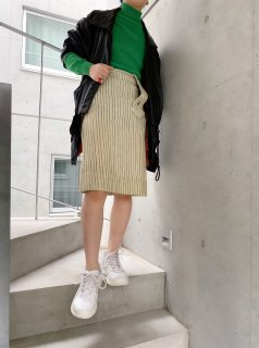 50s Striped Skirt