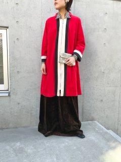 Vintage Fleece Dress