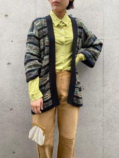 Vintage 1970s Knit Cardigan