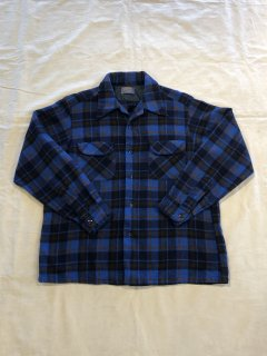 <img class='new_mark_img1' src='https://img.shop-pro.jp/img/new/icons50.gif' style='border:none;display:inline;margin:0px;padding:0px;width:auto;' />70s PENDLETON Wool Shirt