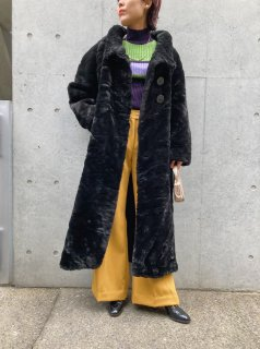 <img class='new_mark_img1' src='https://img.shop-pro.jp/img/new/icons24.gif' style='border:none;display:inline;margin:0px;padding:0px;width:auto;' />(20%off) Lady's Fake Fur Long Coat ¥26,800→¥21,440