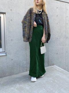 Lady's  Velour Skirt