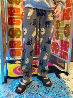 <img class='new_mark_img1' src='https://img.shop-pro.jp/img/new/icons14.gif' style='border:none;display:inline;margin:0px;padding:0px;width:auto;' />Lady's Animal Design Pants
