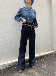 <img class='new_mark_img1' src='https://img.shop-pro.jp/img/new/icons14.gif' style='border:none;display:inline;margin:0px;padding:0px;width:auto;' />Lady's Suede Pants