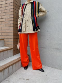 <img class='new_mark_img1' src='https://img.shop-pro.jp/img/new/icons14.gif' style='border:none;display:inline;margin:0px;padding:0px;width:auto;' />1970s Vintage Flared Pants
