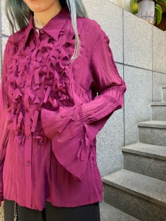 Lady's Decorative Design Shirt