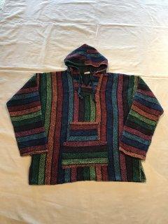 Mexican Hoodie Stripe