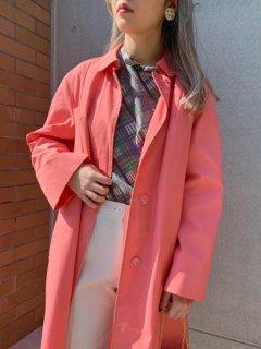 Vintage Pink Color Coat