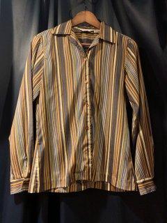 1970s Vintage Stripe Shirt