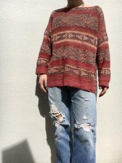 CHAPS DENIM Design Knit