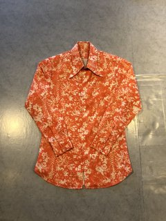 70s Unknown Print Shirt