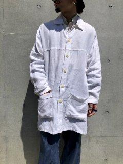 Rodelli Uomo Linen Shirt-JKT