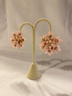 Vintage Cherry blossom Earrings