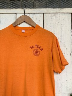 1980s Vintage College T-shirt