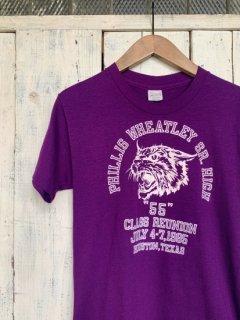 1985 Vintage Purple T-shirt