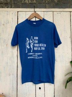 1980s Vintage Memorial T-shirt