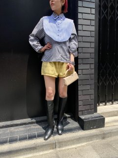 Lady's Stripe Design Shirt