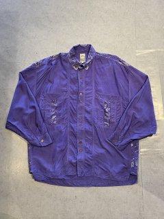 80s WHITE NILE Design Shirt