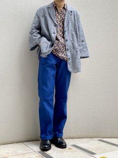 CH!CC Linen Mix Design Shirt-JKT