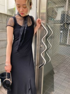 <img class='new_mark_img1' src='https://img.shop-pro.jp/img/new/icons24.gif' style='border:none;display:inline;margin:0px;padding:0px;width:auto;' />(30%off) Lady's Black Flare One-piece¥7,800→¥5,460