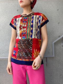 <img class='new_mark_img1' src='https://img.shop-pro.jp/img/new/icons24.gif' style='border:none;display:inline;margin:0px;padding:0px;width:auto;' />(50%off) Lady's Oriental Wrinkle Top¥5,800→¥2,900