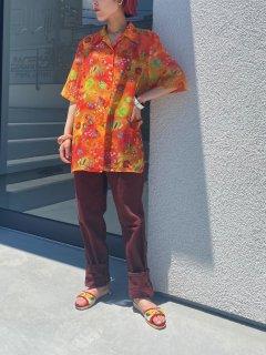 Lady's Warm Colors  Resort Shirt