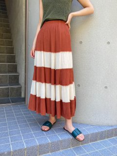 <img class='new_mark_img1' src='https://img.shop-pro.jp/img/new/icons24.gif' style='border:none;display:inline;margin:0px;padding:0px;width:auto;' />(40%off)Lady's Border Easy Skirt¥7,000→¥4,200