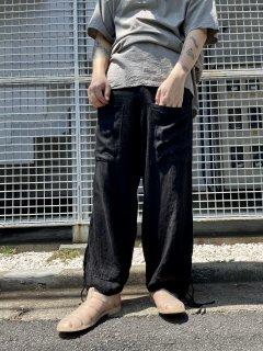 LES FRERES Linen Easy Pants
